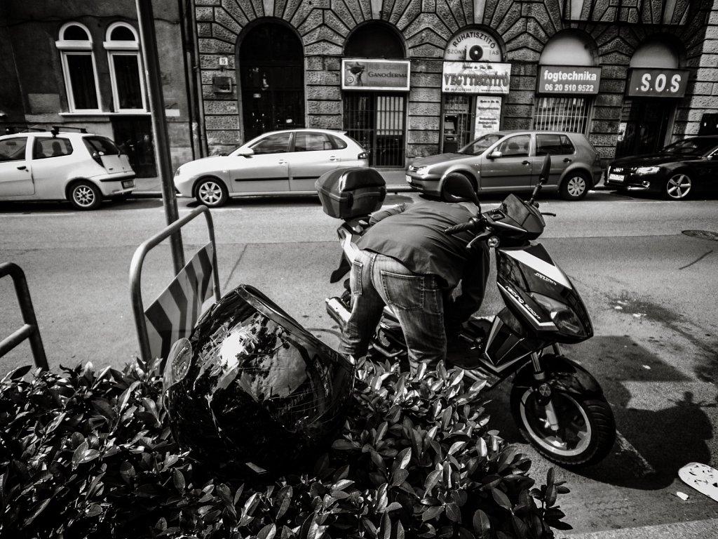 Easy, Rider - Budapest 2017.