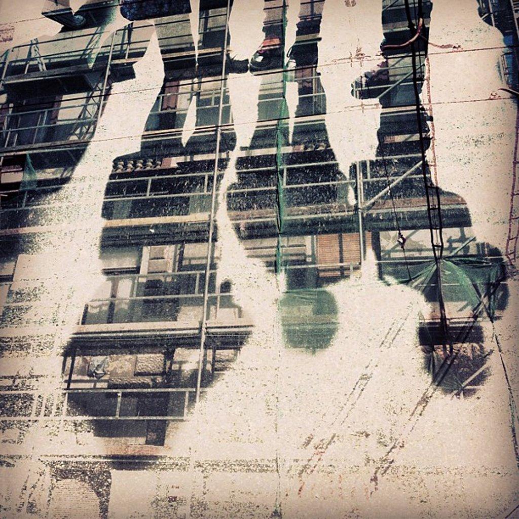Shadows meet construction